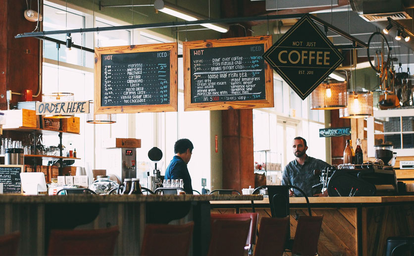 The Best Coffee Shops In The World