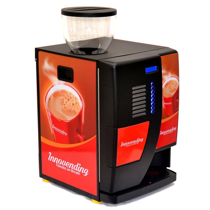 Máquina de Café en Grano